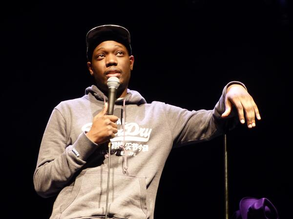 Secret Comedy Podcast - 11 August 2013 - 15 - Michael Che