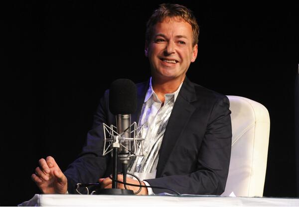 Secret Comedy Podcast - 17 August 2013 - 02 - Julian Clary
