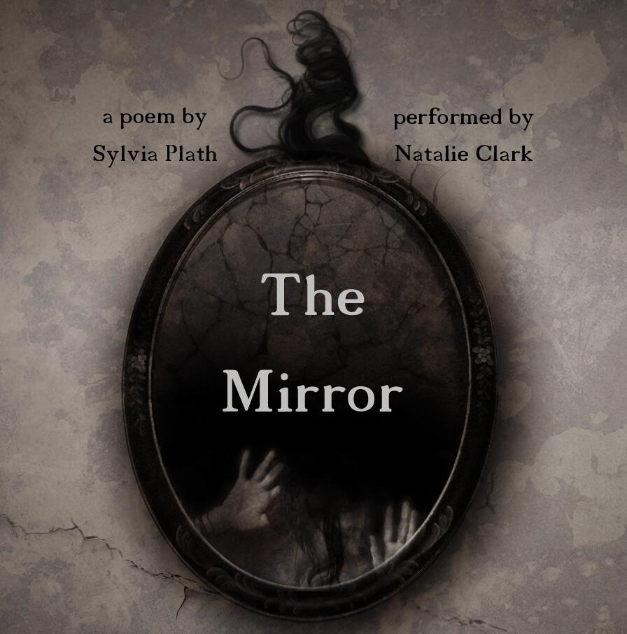 explication of mirror by sylvia plath