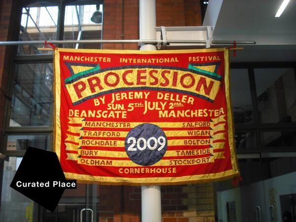 Procession Curated Place