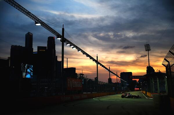 Singapore is becoming the Monaco of the Far East - Adrian Newey