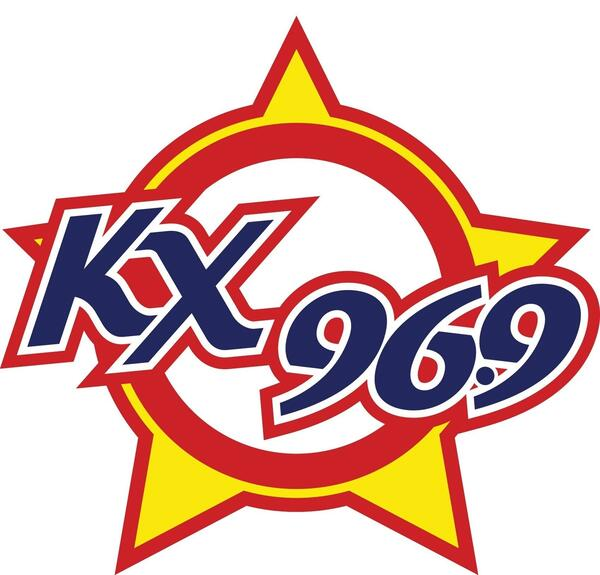 KX 969 logo with NO Todays Country