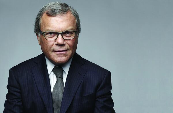 Sir Martin Sorrell Double