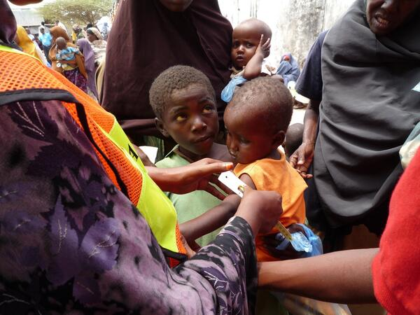 Assessing child health in Mogadishu