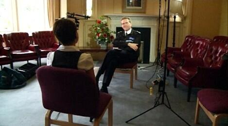 chief constable challenges ahead