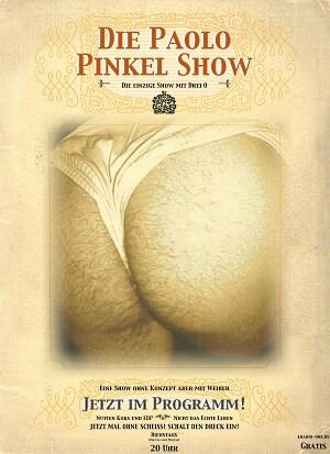 paolo pinkel show