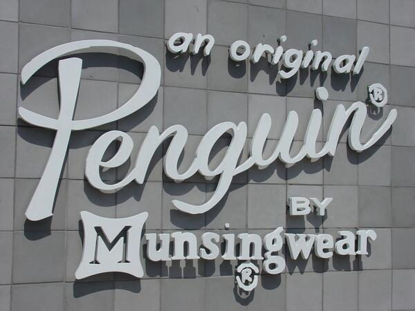 Penguin facade medium
