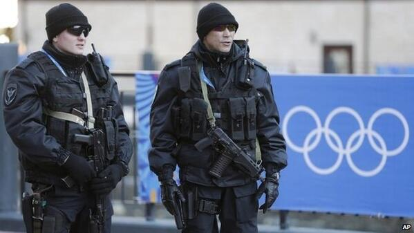 sochi security