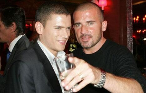 Dominic Purcell by Author Jannah Hair