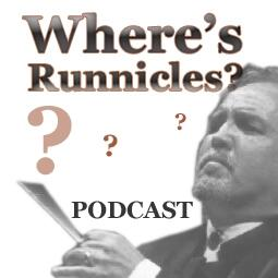 Wheresrunniclespodcast 2