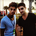 Tom and Siva The Wanted