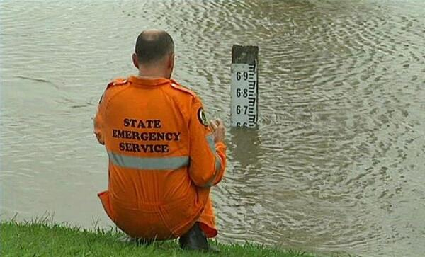 SES flood level