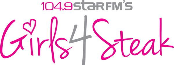 girls 4 steak logo