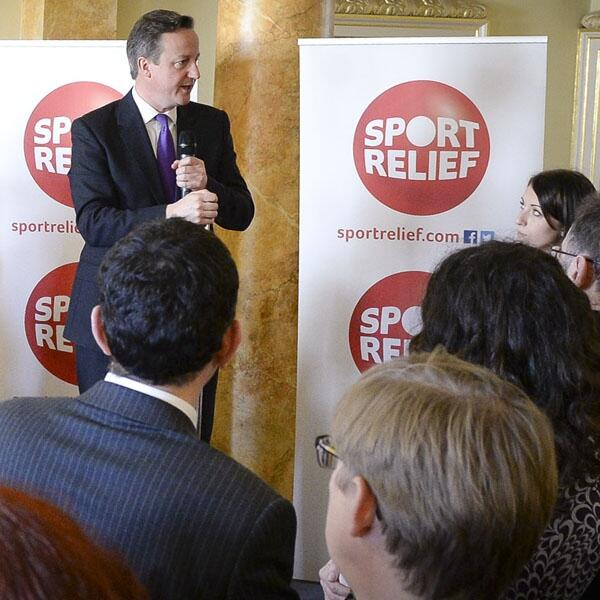 PM-SportRelief-17March2014