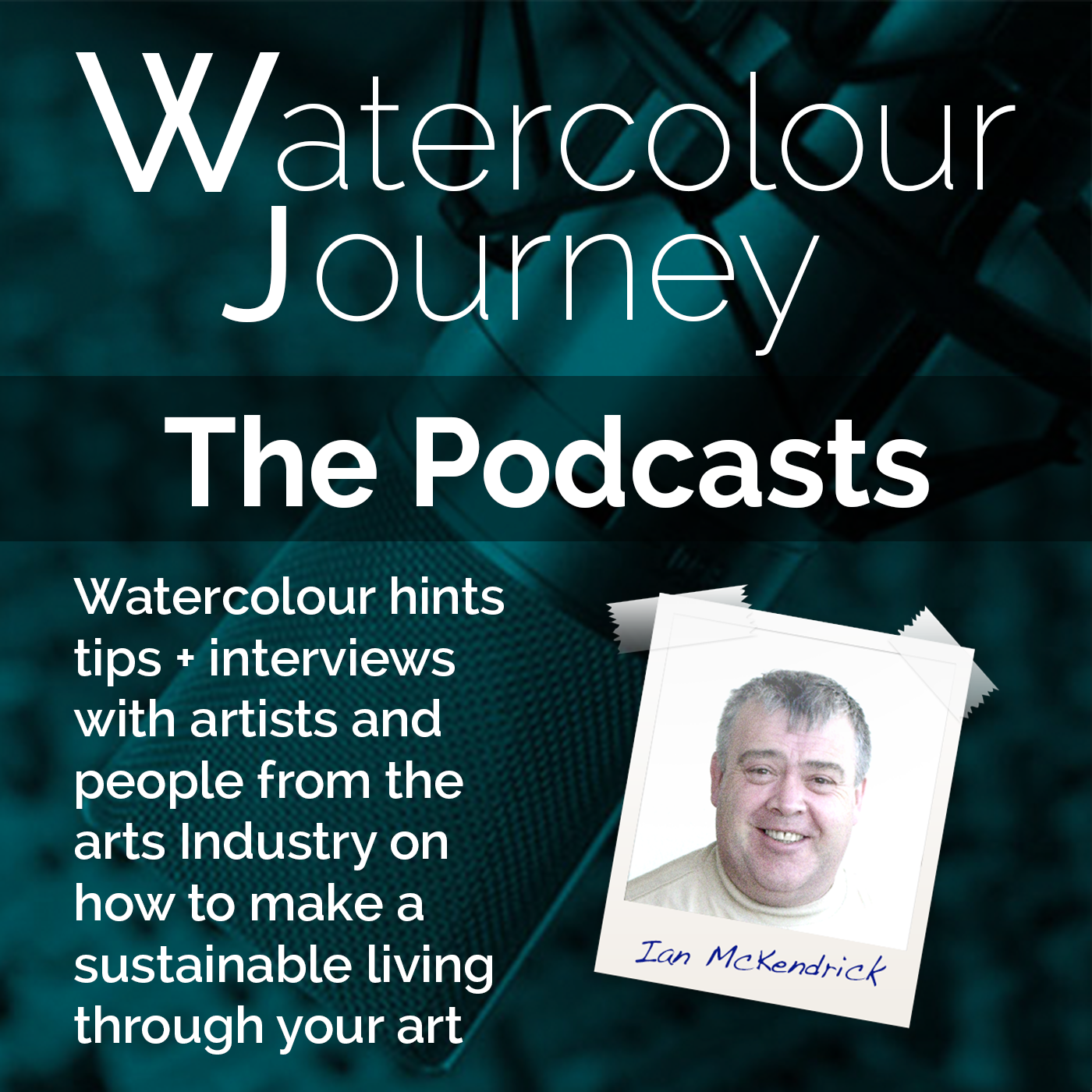 Watercolour Journey by Ian McKendrick