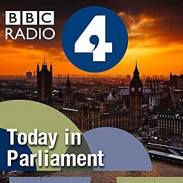 Image result for bbc radio 4 today in parliament logo