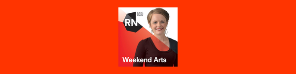 Weekend Arts - Program podcast