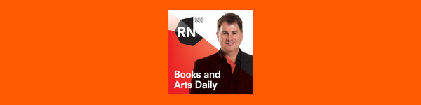 Books and Arts Daily - Separate stories podcast