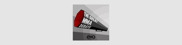 The Great MMA Debate with Damon Martin