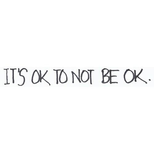 ook not to be ok