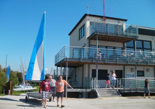 Worthing Sailing Club House